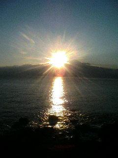 2月11日の海